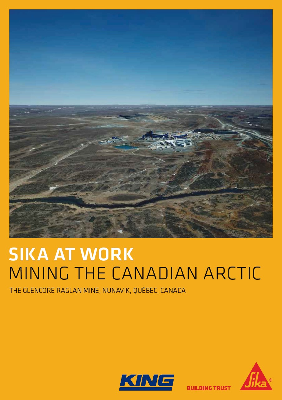 Mining the Canadian Arctic - Glencore Raglan Mine in Canada