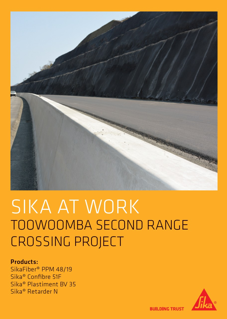 Toowoomba Second Range Crossing Project in Australia