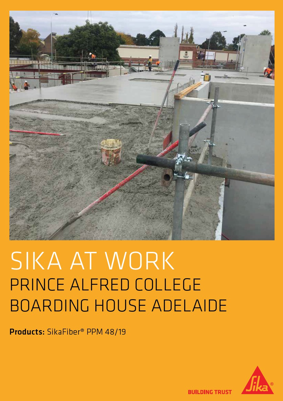 Prince Alfred College Boarding House in Australia