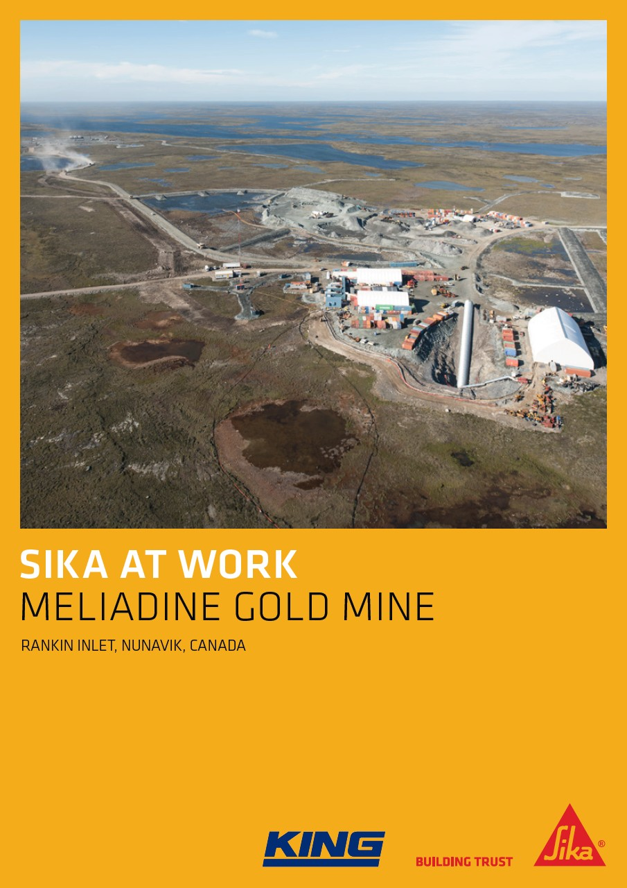 Meliadine Gold Mine in Canada