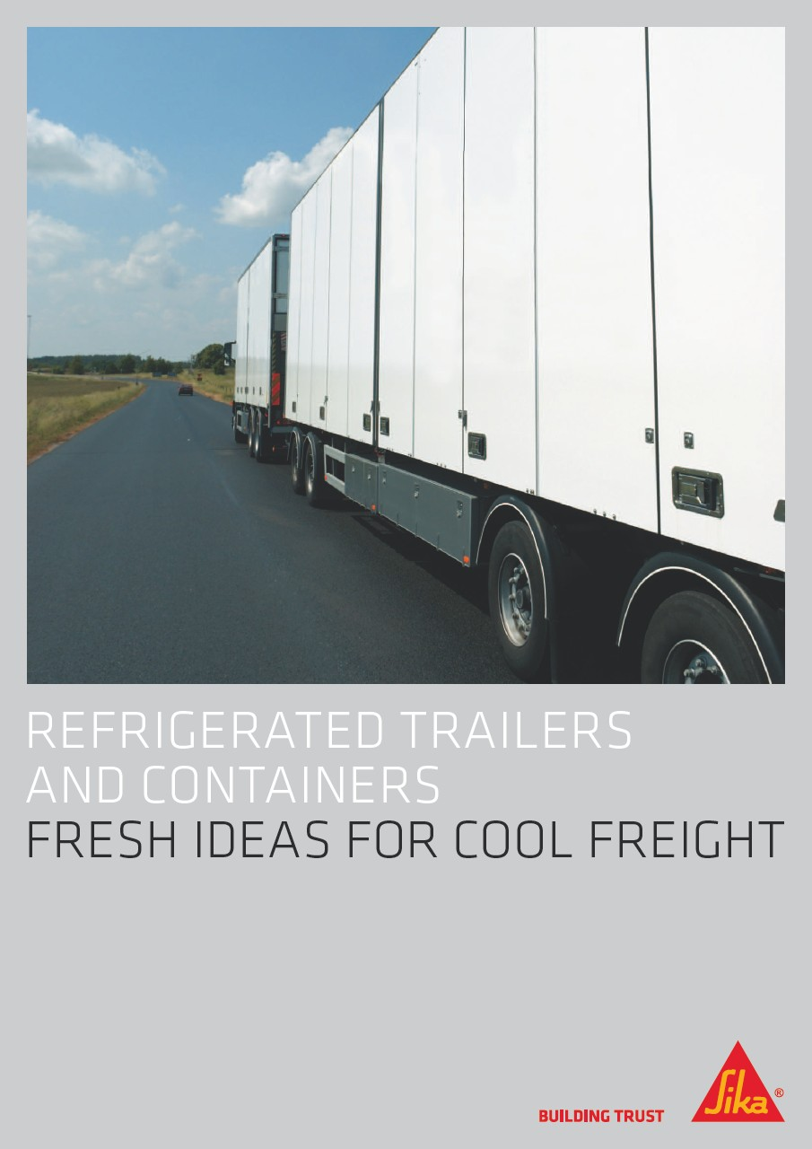 Trailer  Containers 0815